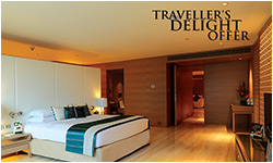 Travellers Delight offer